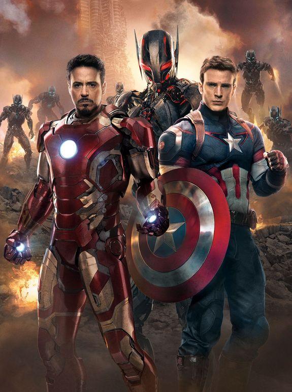 شاهد فلم الاكشن والمغامرة والخيال Avengers Age of Ultron 2015 مترجم