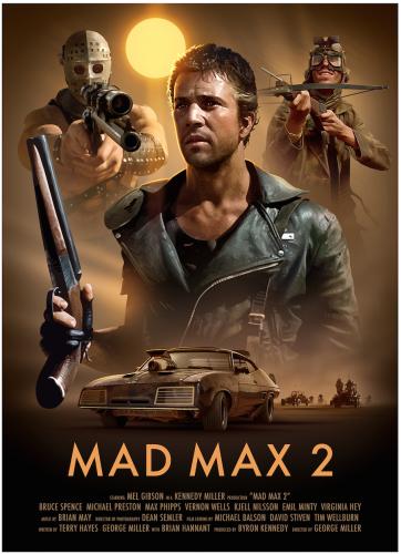 شاهد فلم الاكشن والمغامرة ماكس المجنون Mad Max 2 The Road Warrior 1981 مترجم