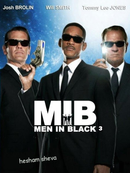 شاهد فلم المغامرة والخيال Men In Black 3 2012 مترجم