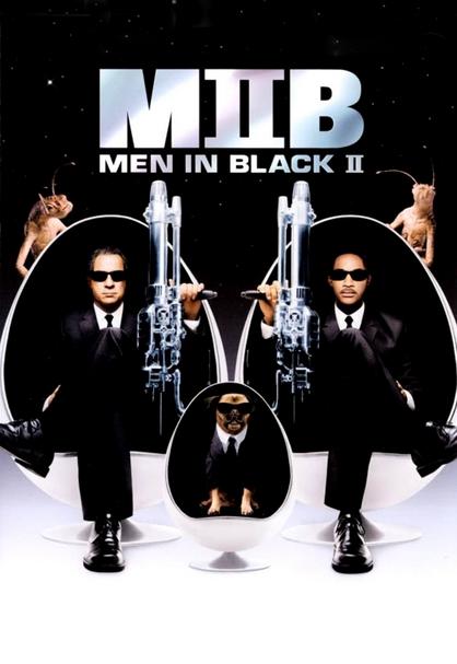 شاهد فلم المغامرة والخيال العلمي Men In Black II 2002 مترجم