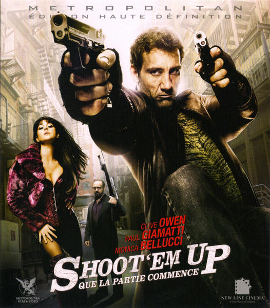 فلم الاكشن Shoot Em Up 2007 مترجم HD