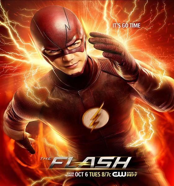 مسلسل المغامرة والخيال رجل البرق The Flash - الموسم الثاني الحلقة 10