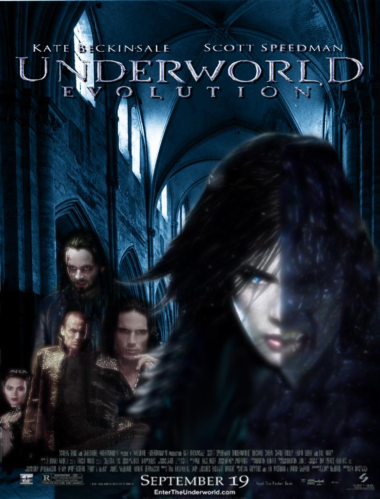 شاهد فلم الخيال مصاصى الدماء العالم السفلي Underworld: Evolution 2006 مترجم