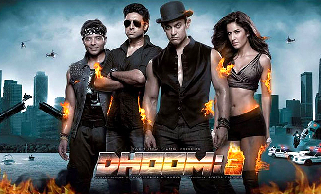 شاهد فيلم الأكشن والجريمة الهندي Dhoom 3 2013 مترجم