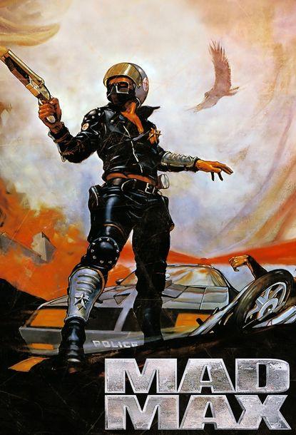 شاهد فلم الاكشن والمغامرة ماكس المجنون Mad Max 1979 مترجم