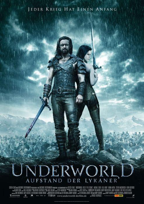 شاهد فلم الخيال مصاصى الدماء صعود الليكانز Underworld: Rise of the Lycans 2009 مترجم