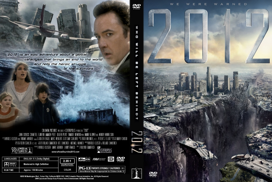 فلم المغامرة والاثارة والخيال العلمي 2009 2012 مترجم لل