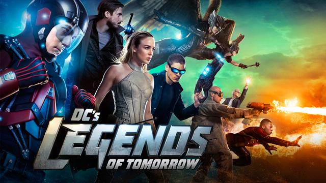 مسلسل الاكشن والخيال العلمي ابطال الغد Legends Of Tomorrow الموسم الاول - الحلقة 1