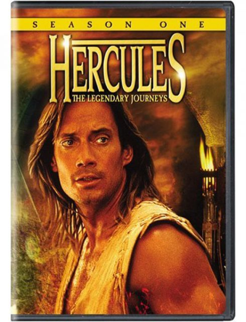 مسلسل المغامرة والفانتازيا هرقليز Hercules The Legendary Journeys
