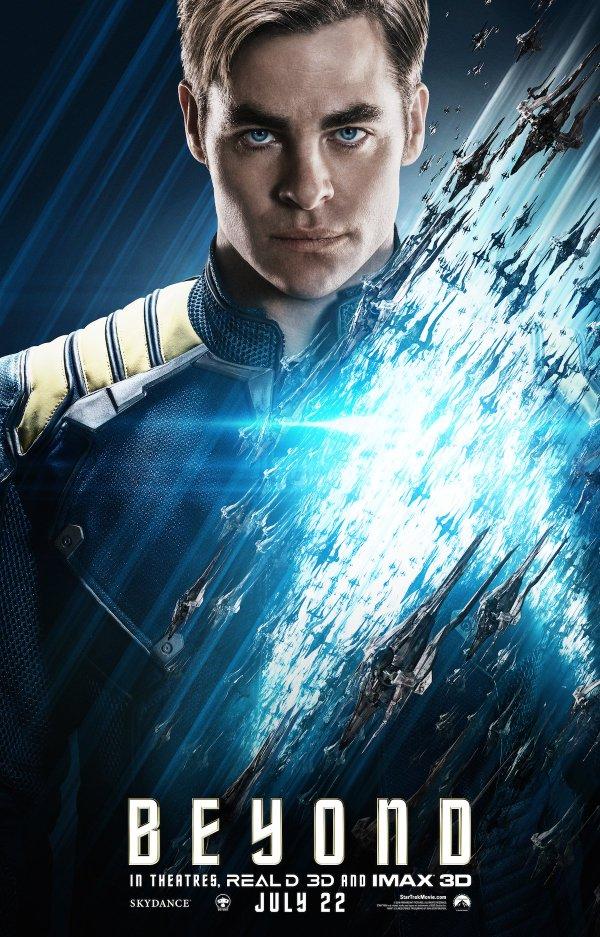 فلم الاكشن والخيال العلمي Star Trek Beyond 2016 مترجم للعربية