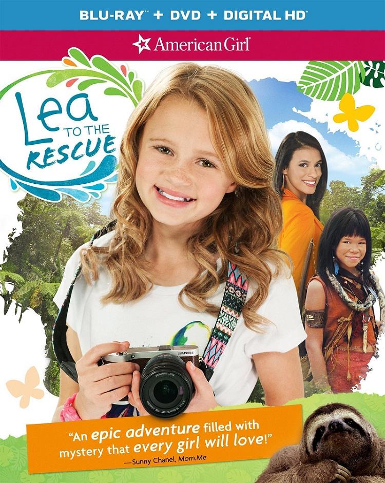 فلم المغامرة العائلي: ليا للانقاذ Lea to the Rescue 2016 مترجم للعربية